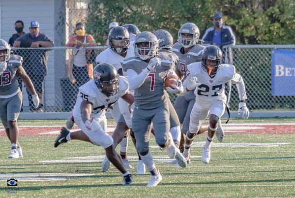 Picture for Jada Byers rushes for 107 yards, TD in Virginia Union loss: College notebook