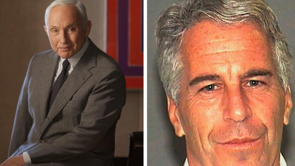 Picture for Former Victoria's Secret head Les Wexner ignored repeated advice about having ties to Jeffrey Epstein, according to an explosive new report