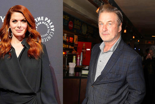 Picture for Debra Messing Defends Alec Baldwin After Accidental Shooting: 'Praying For All Their Families'