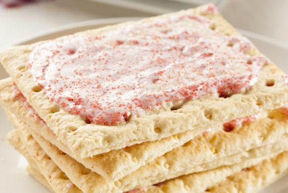 Picture for Kellogg's Hit with Lawsuit Over Its Strawberry Pop-Tarts