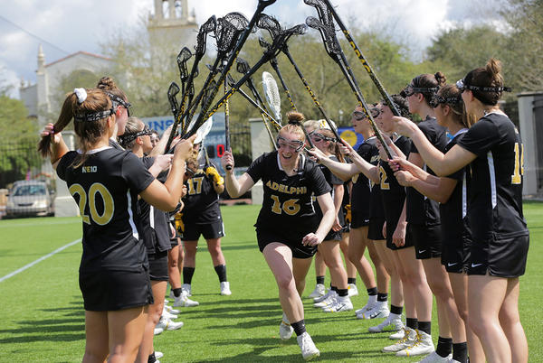 Picture for Adelphi's Alison Johnson a Finalist For NCAA Woman of the Year