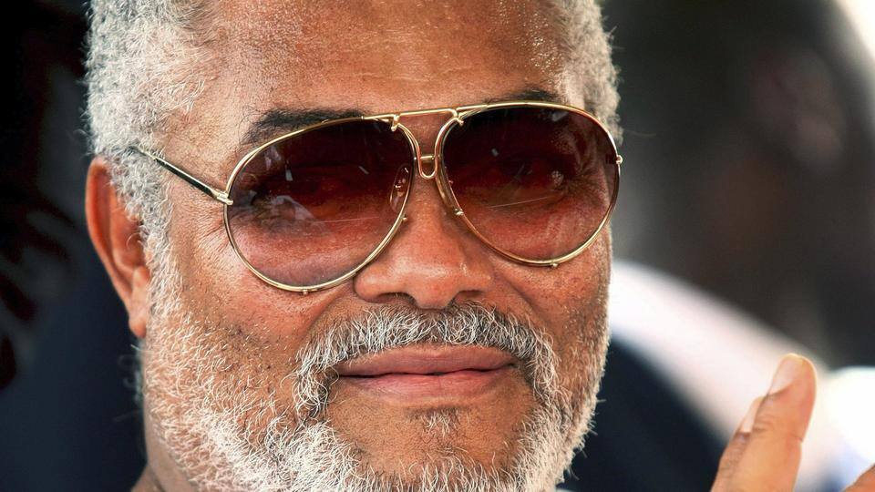 Picture for Ghana buries former president Jerry Rawlings with honors