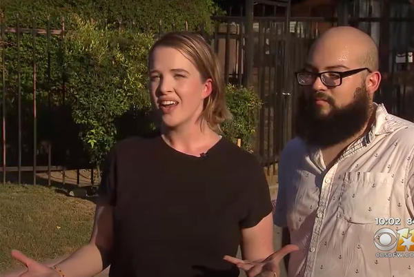 Picture for Couple with Immunocompromised Infant Say Texas Restaurant Wouldn't Let Them Wear Masks