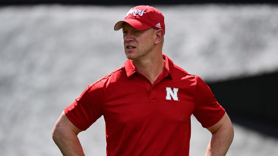 What Scott Frost said after Nebraska's loss to Ohio State ...