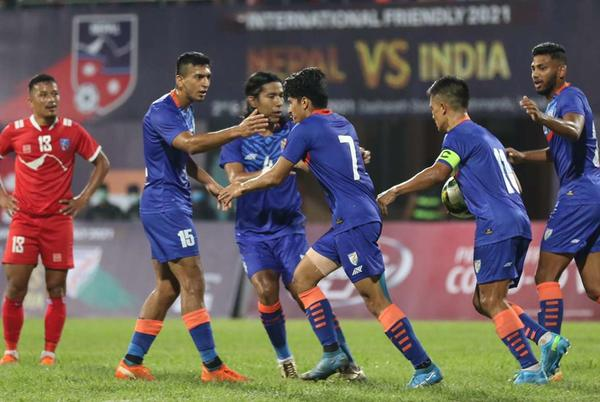 Picture for Nepal 1-1 India: Anirudh Thapa salvages a draw against the Gorkhalis