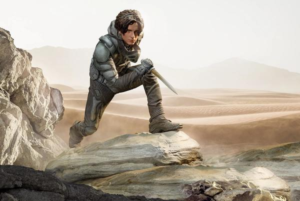 Picture for You can now put Timothée Chalamet's Dune character Paul on your shelf
