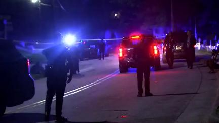Picture for Violent weekend: 10 shot in separate shootings in Atlanta; community searching for solutions