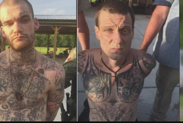 Picture for 'I went to the safe and grabbed 2 guns': Donnie Rowe trial witness describes helping authorities capture both inmates