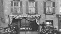 Cover for Chinese laundry shooting in 1906 leaves two injured