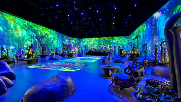 Cover for Last chance to see the Van Gogh: The Immersive Experience in Las Vegas. Discounted tickets released for Nevada residents