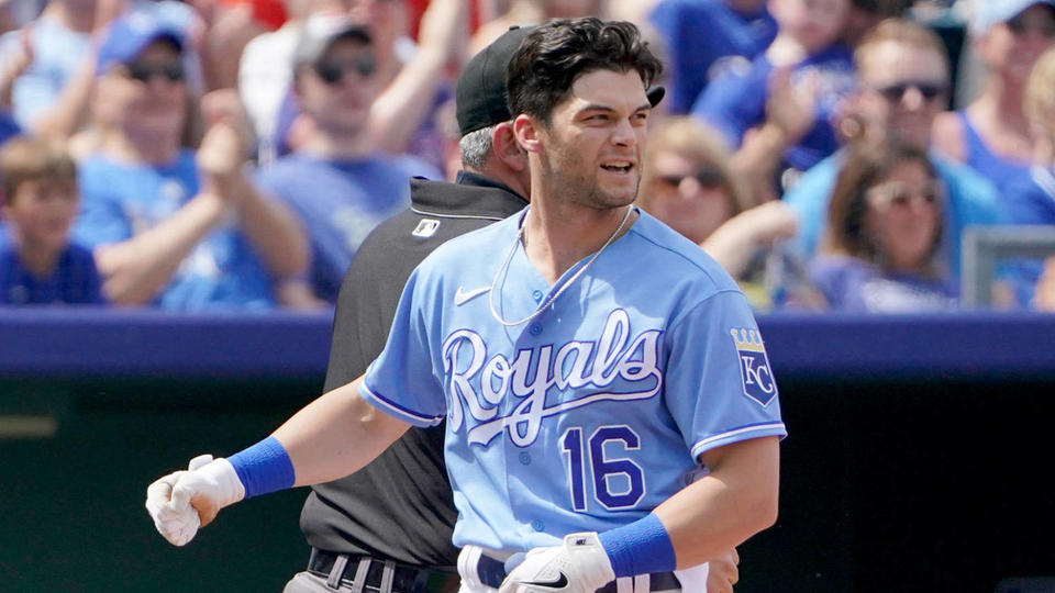 Picture for Marlins reportedly backed out of trade for Andrew Benintendi in offseason