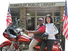 Picture for Bikes & Cars – Public Library prepares for big event