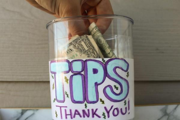 Picture for Bringhurst: Stop Stiffing, Start Tipping