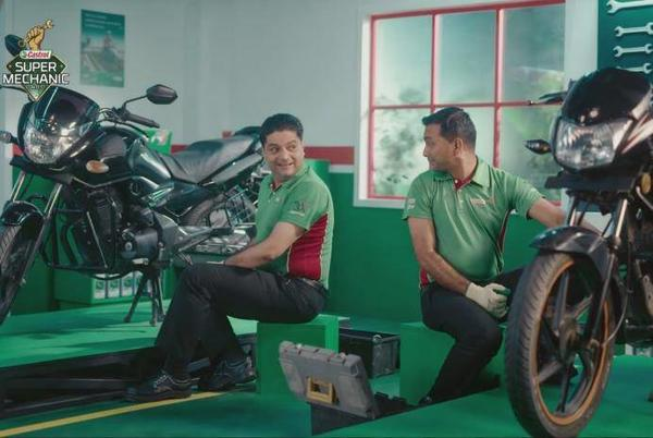 Picture for Fourth edition of the Castrol Super Mechanic Contest launched in India