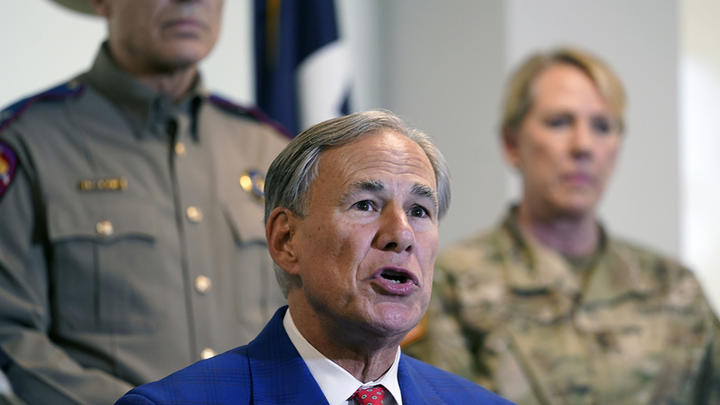 Cover for Texas governor to Border Patrol agents under investigation: 'I will hire you'