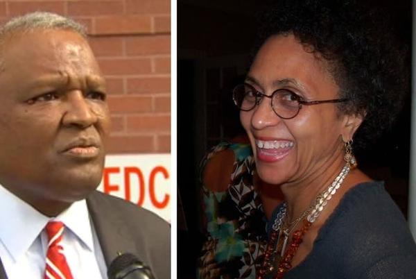 Picture for Former Prince George's County Executive Rushern Baker announces passing of wife