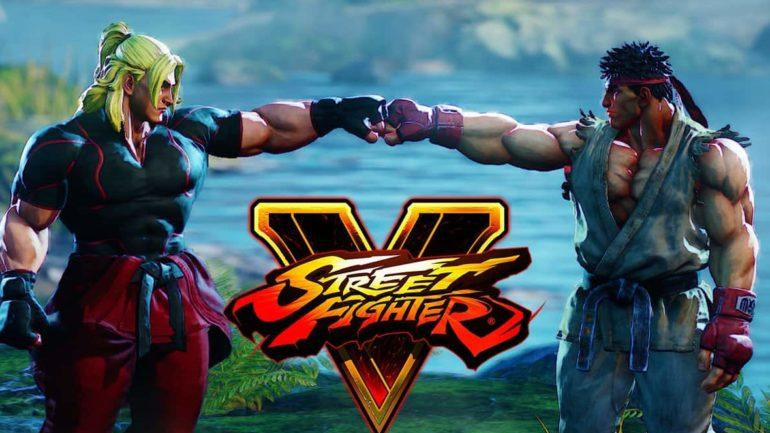 Street Fighter V To Receive New Fighters And Content