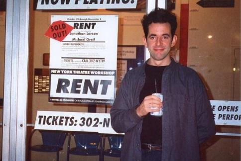 Picture for Jonathan Larson