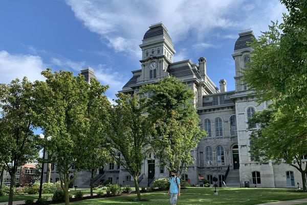 Picture for Best colleges ranked: 7 Upstate NY schools make top 100 on U.S. News & World Report list