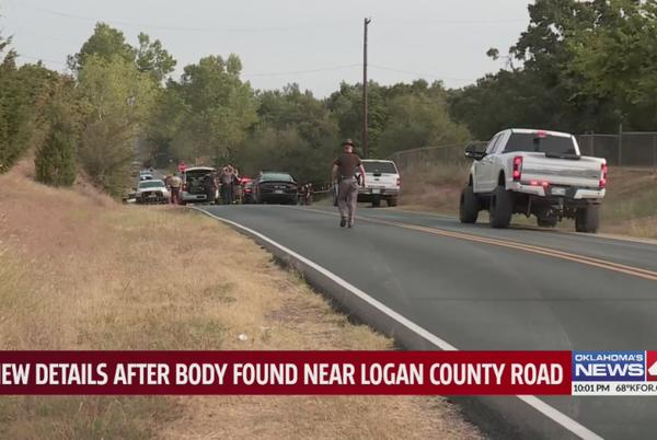Picture for Body found on side of Logan County road identified as Edmond man