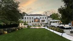 Cover for 10 Jaw Dropping Mansions For Sale in Illinois' Richest Town