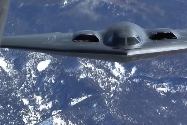 Picture for A $2 Billion B-2 Stealth Bomber Crashed in Missouri This Week