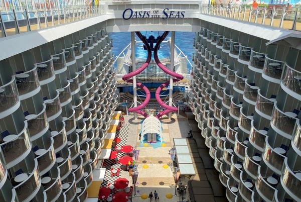 Picture for Explained: Why Are Cruise Ships So Big?