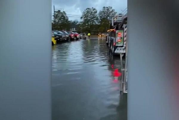 Picture for Cheektowaga business owners frustrated over flooding