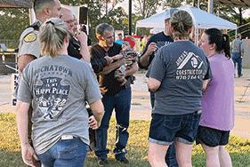Picture for PHOTO GALLERY: Sheriff's Department holds block party at Sportsplex