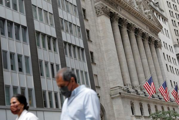 Picture for S&P 500 down more than 2% as growth worries rise