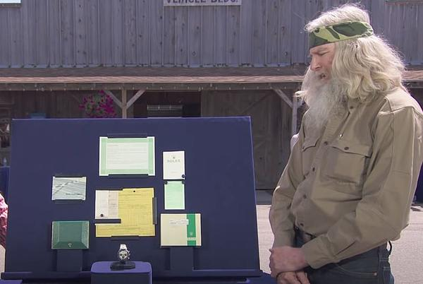 Picture for North Dakota Veteran Gets Nice Surprise On Antiques Roadshow (video)