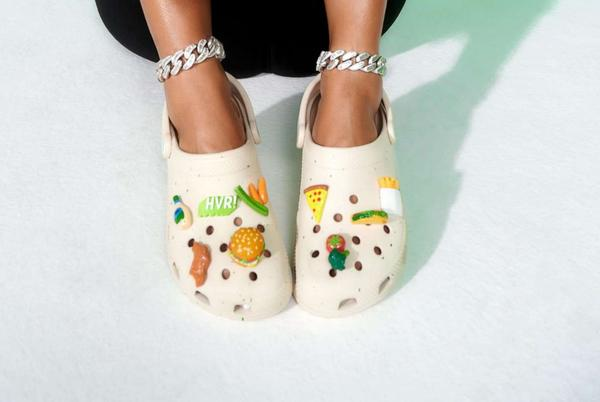 Picture for Crocs taps Saweetie for zesty new Hidden Valley Ranch-inspired shoes