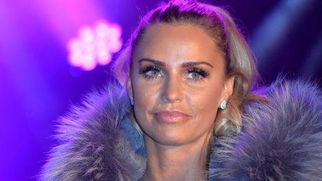Picture for Katie Price hits back at trolls who shared 'cruel' meme of her son Harvey