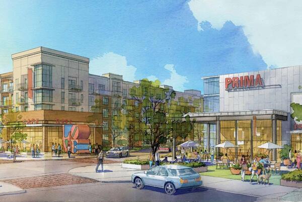 Picture for San Rafael residents vet Northgate mall housing plan