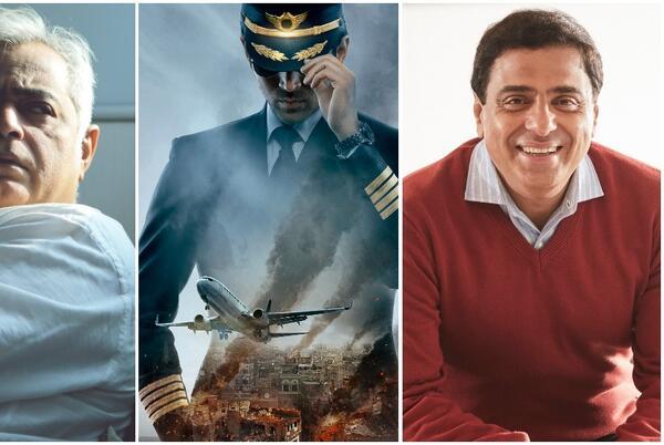 Picture for Kartik Aaryan, Ronnie Screwvala, Hansal Mehta, Harman Baweja Team for 'Captain India' (EXCLUSIVE)