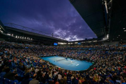 Picture for The preliminary phase of the Australian Open 2022 will be played again in the Middle East