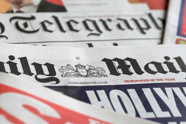 Picture for What the papers say – October 18