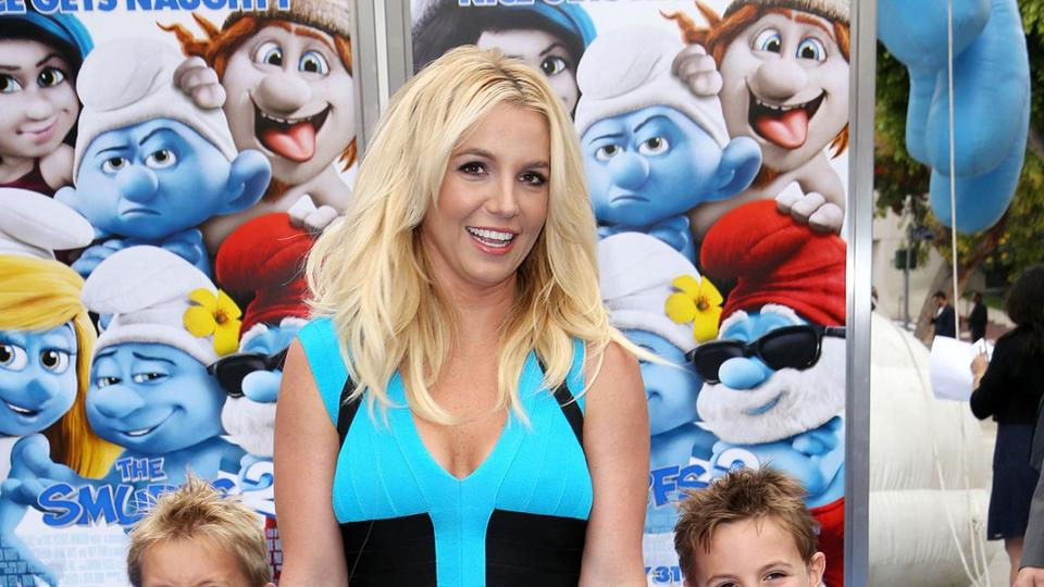 Picture for Britney Spears Reflects on Having Sons With Kevin Federline 'Very Young'