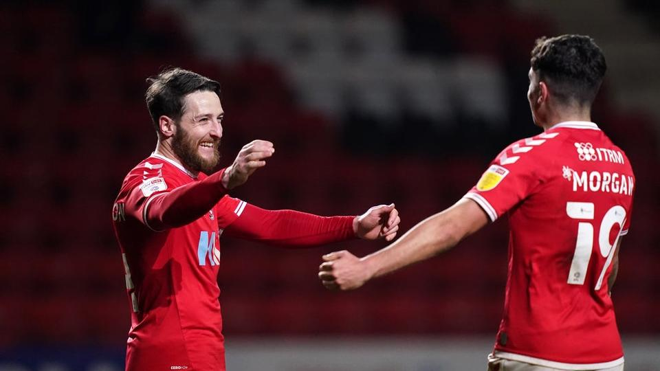 Picture for Charlton boss Lee Bowyer hails Conor Washington and Albie Morgan