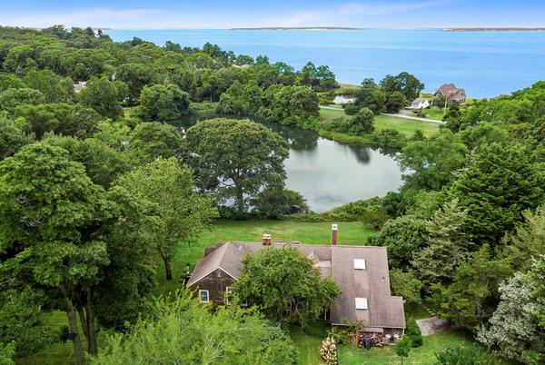 Picture for Sculpture Artist Robert Hooke Lists His Waterfront Noyac Home for Nearly $10 Million