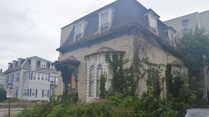 Cover for City Matters: Revisiting a decrepit home, fought-over shortcut, grieving families