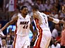 Picture for Miami Heat: Pat Riley the only person to ever scare Udonis Haslem
