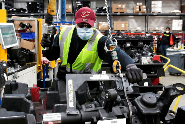 Picture for U.S. GDP booms at 33.1% rate in Q3, better than expected