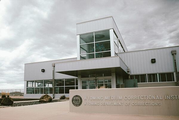 Picture for Wyoming inmate dies at Medium Correctional Institute last week