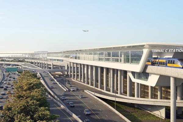 Picture for Groups sue FAA to halt NYC's LaGuardia AirTrain