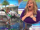 Picture for 'Wheel of Fortune' contestant makes history as celebration nearly injures Vanna White