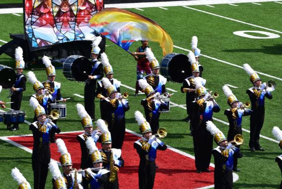 Picture for Stillwater Marching Band Wins Outstanding Music