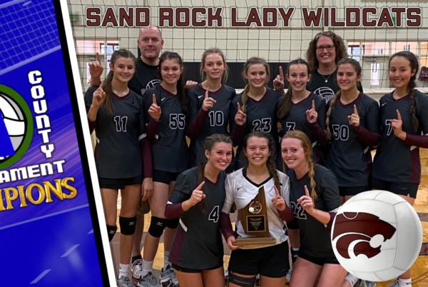 Picture for Sand Rock sweeps past the competition, wins 10th Cherokee County Volleyball Tournament title