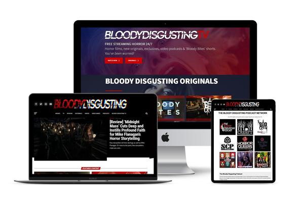 Picture for Cinedigm Slashes Its Way to the Forefront of Horror Streaming With Latest Acquisition: Bloody Disgusting - The Leading Source of All Things Horror