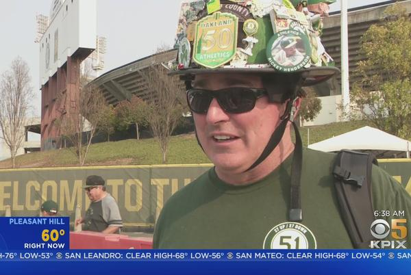 Picture for A's Ticket Hike: Loyal Oakland A's fans have mixed emotions over planned ticket price increases for 2021 season